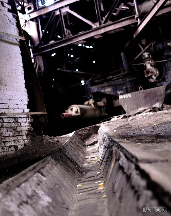 Нижний Тагил. Металлургический завод-музей