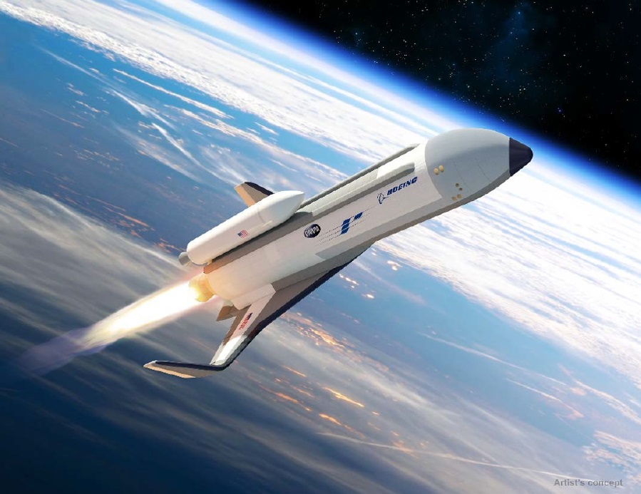 Boeing will build DARPA's XS-1 experimental spaceplane