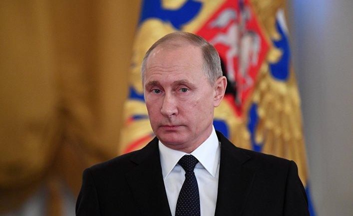 Путин рассказал о поведении американских военных в Сирии