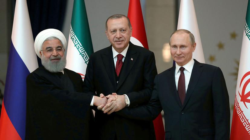 Последние новости Сирии. Сегодня 4 февраля 2019