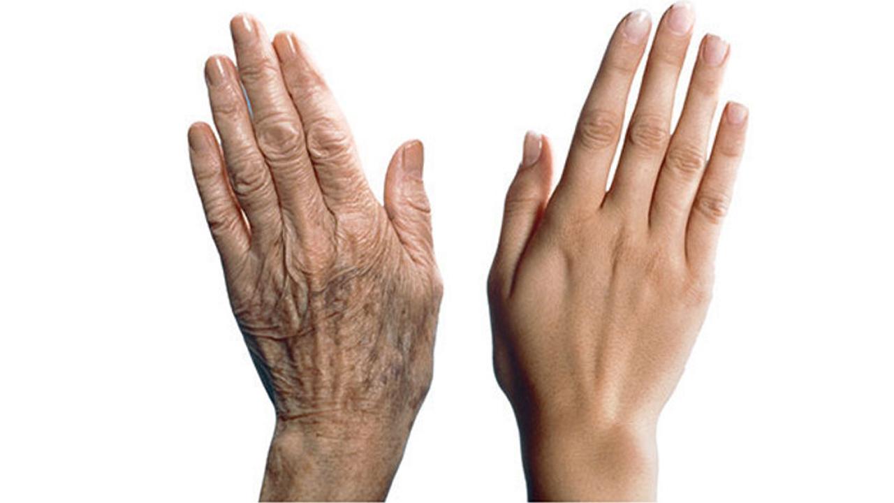 Супер средство для молодости рук