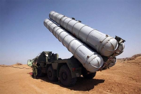 С-300 в Сирии. Кто-то нарвётся на применение?