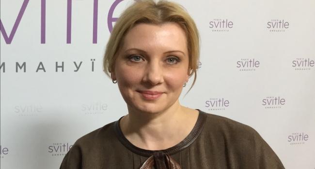 Анна Турчинова против гомосе…