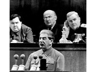 Что не позволили Сталину?