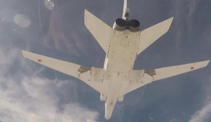 Бомбардировщики Ту-22М3 нанесли удар по объектам ИГ в провинции Дейр эз-Зор
