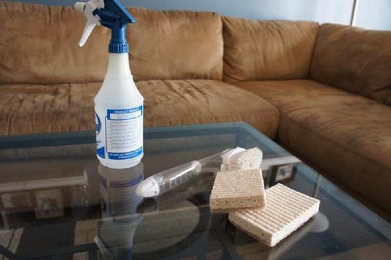 быстрая уборка в квартире