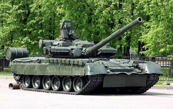 О модернизации танков Т-80БВ