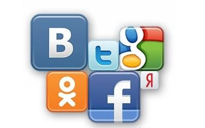 Популярные социальные сети в россии
