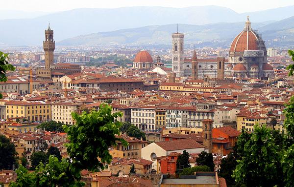 Скульптуры во Флоренции (краткий обзор)