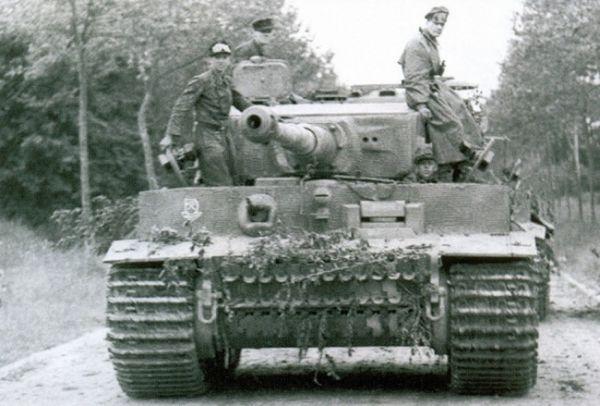 Танк «Тигр»: плюсы и минусы бронированного немецкого зверя Великой Отечественной