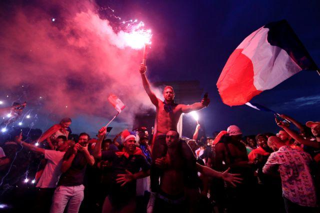 Франция после победы на ЧМ–2018