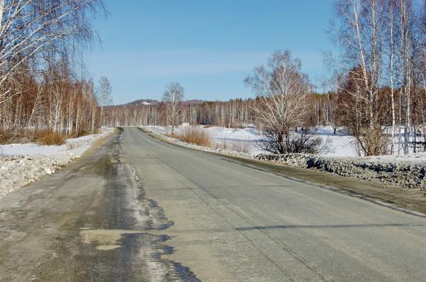 Южный Урал. В поисках метеорита)))) Шутка.