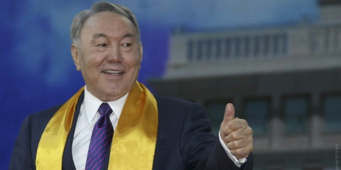 Назарбаев решил помирить Россию и Украину