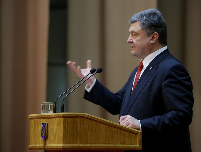Порошенко похвастался победой над «московскими демонами»