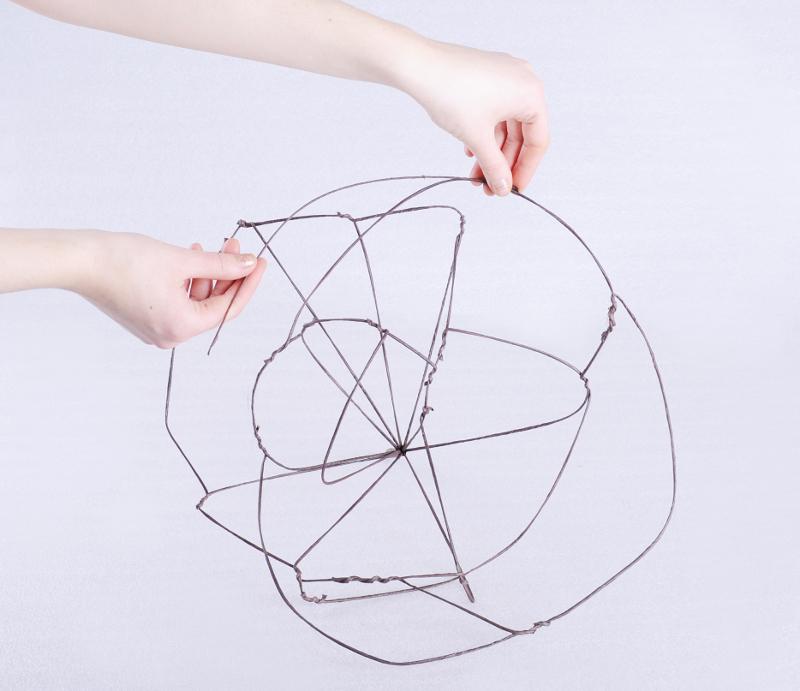 Как сделать каркас для форм