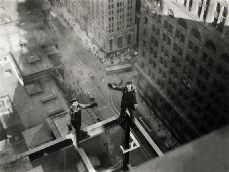 0265 Как строились небоскребы в Нью Йорке
