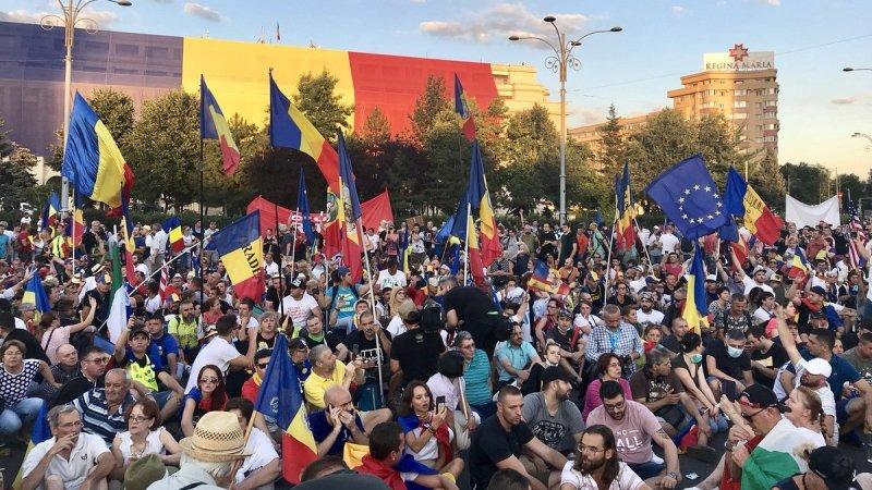 Румынский «майдан»: капкан д…