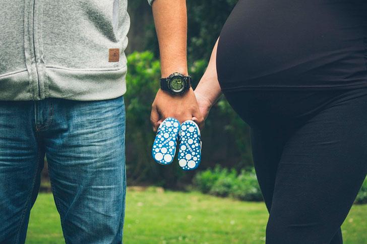 Беременную обижать нельзя?