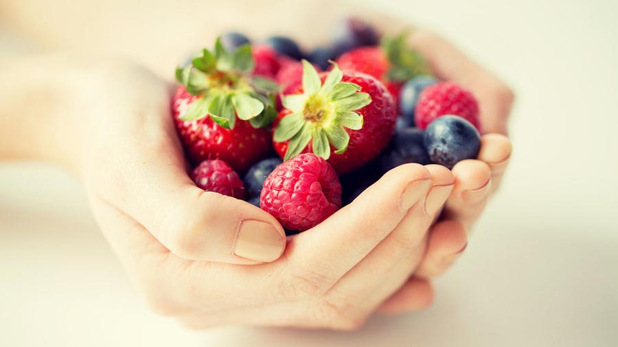 Летние ягоды для крепкого здоровья