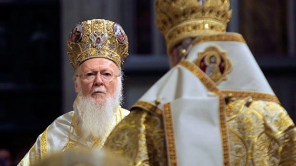 Константинопольский патриархат начал войну..