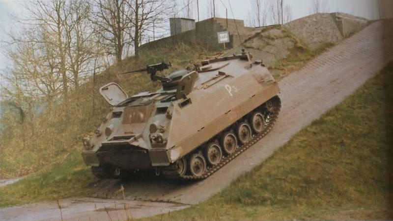 БРМ и лёгкий танк семейства ACEC Cobra (Бельгия)