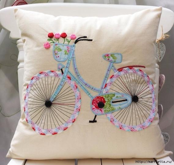 Вышиваем велосипед. Идеи со схемами (17) (569x539, 187Kb)