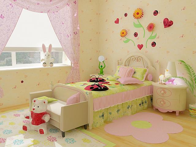 Детская комната для девочек фото своими руками