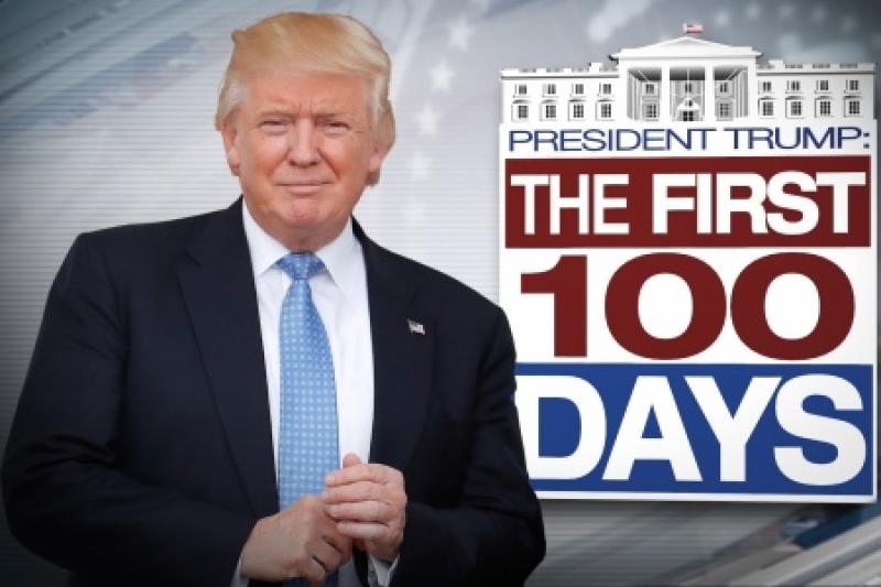 Сто дней Трампа. Президент США, который не выгоден никому