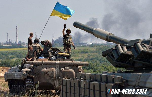 ВСУ открыли огонь по готовящемуся к запуску заводу в Кировске