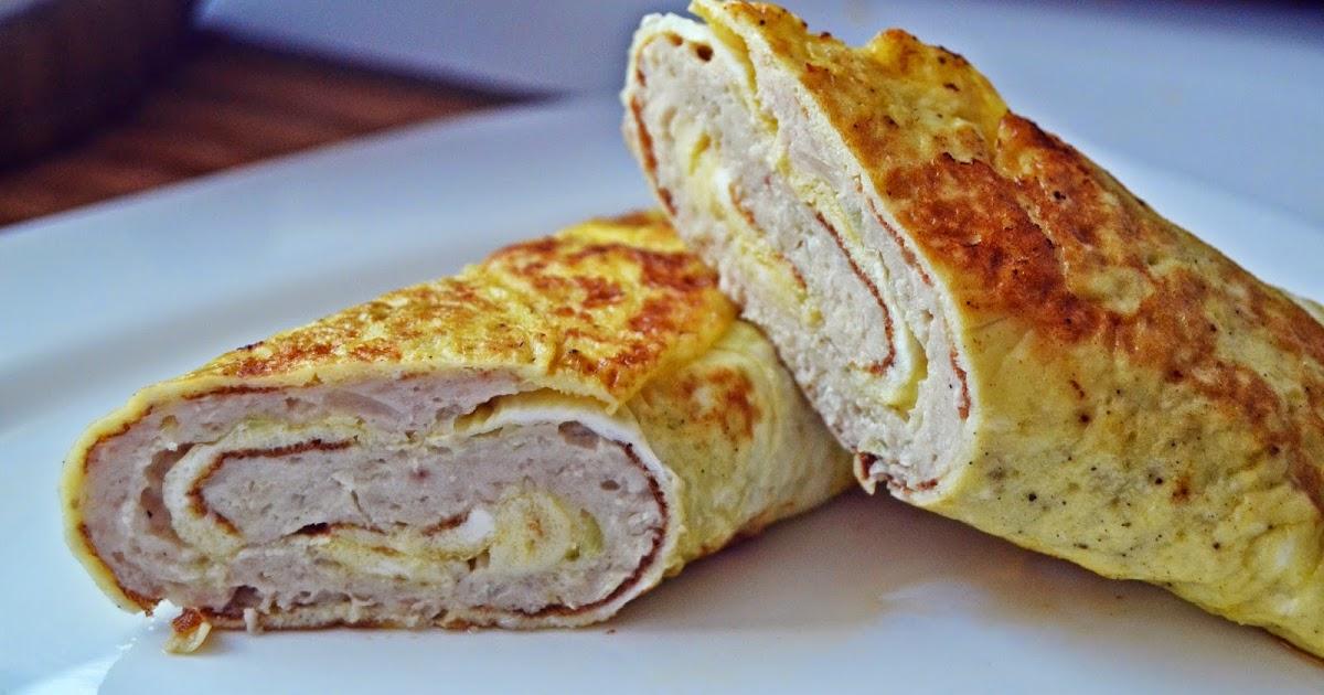 Бризоль с индейкой-идеальное блюдо к ужину