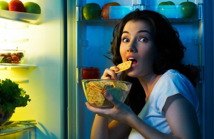 Хорошая новость, девочки — список полезной на ночь вкуснятинки из 10 пунктов