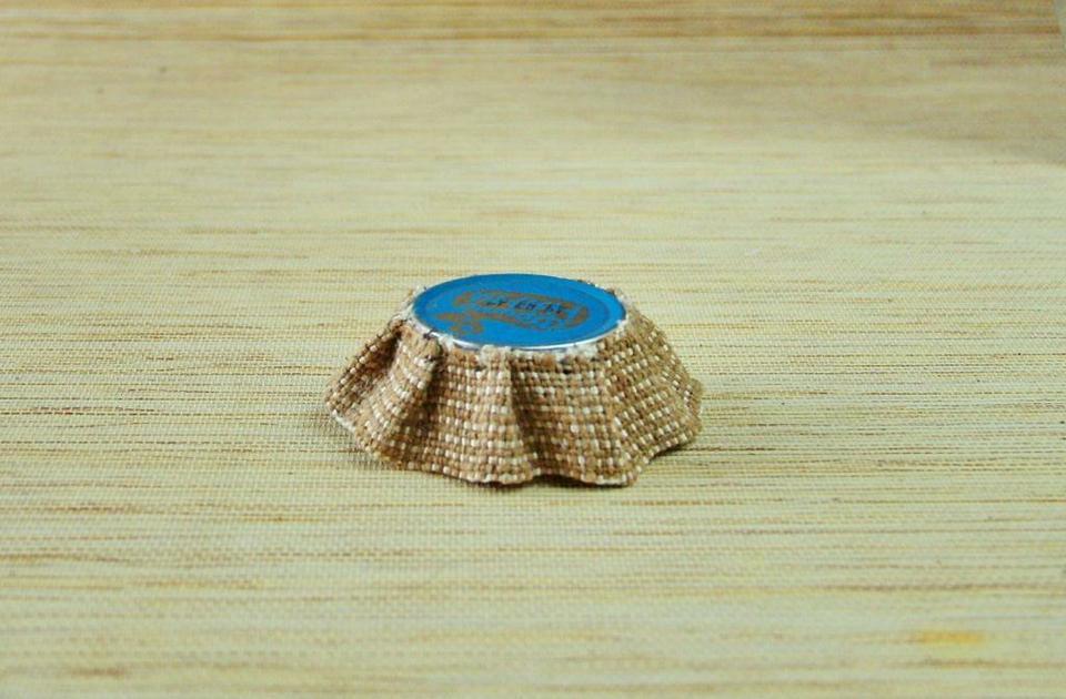 Новогодняя игрушка своими руками — «кофейная ёлочка»