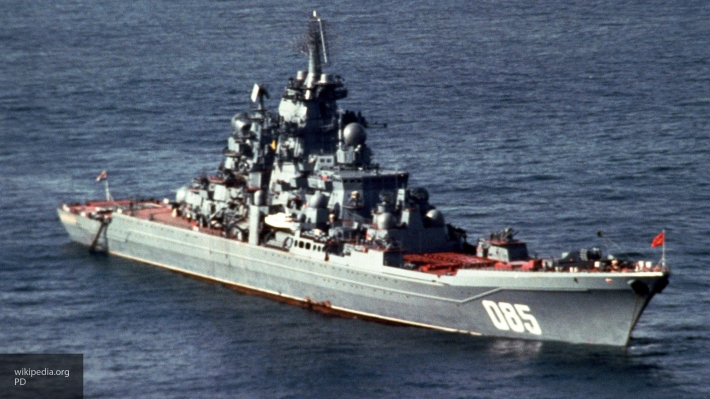 Эксперт Юхнин о модернизации ТАРКР «Адмирал Нахимов»: противник его не поразит