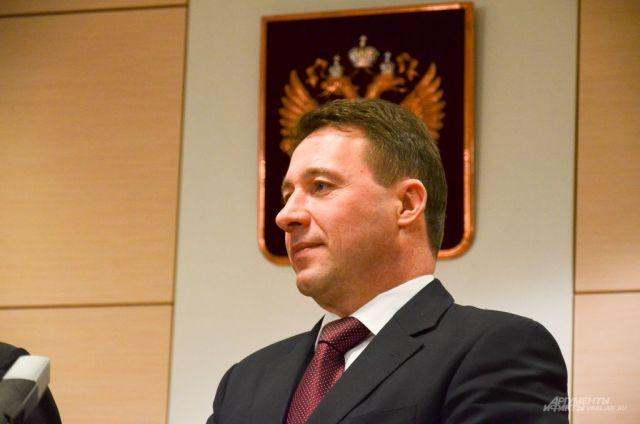 Игорь Холманских стал председателем совета директоров Уралвагонзавода