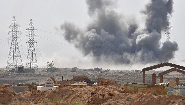 Новости Сирии. Сегодня 3 октября 2017