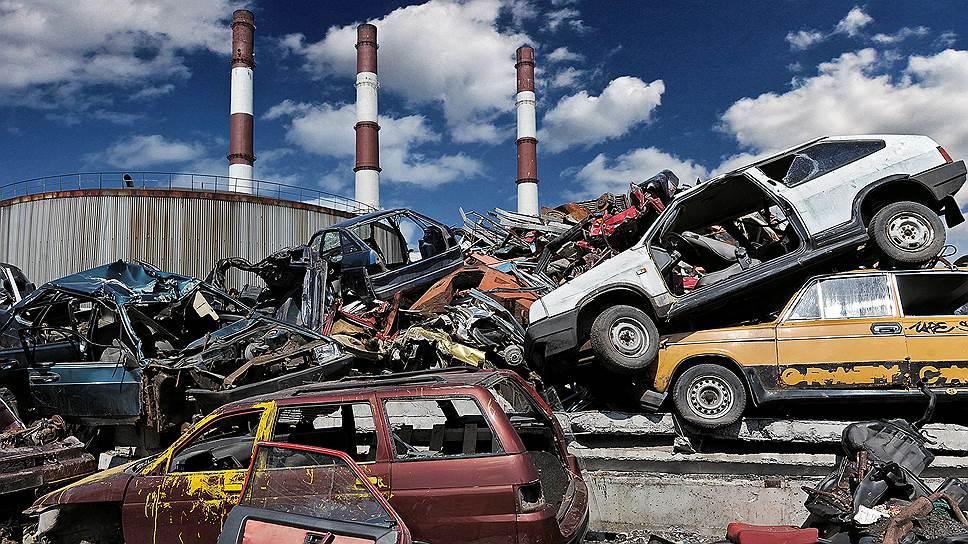Власти могут увеличить утилизационный сбор на автомобили на 30%