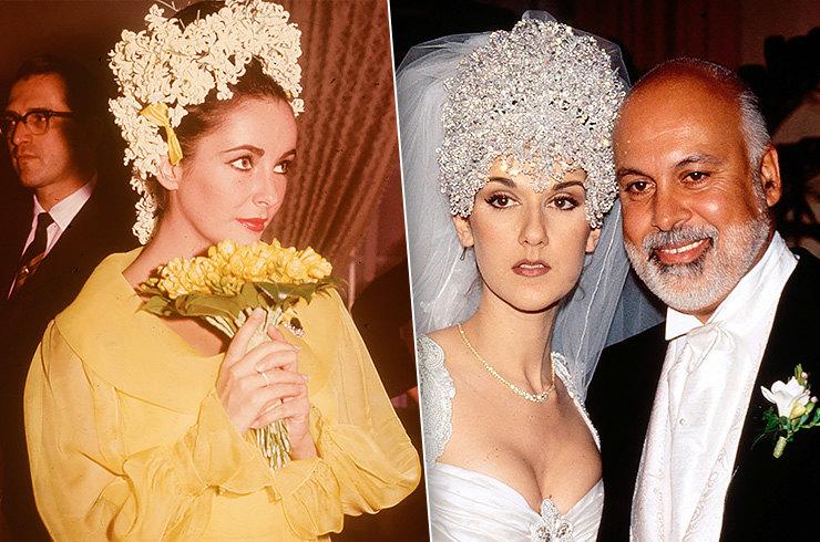 Это фиаско, братан: самые неудачные свадебные наряды звезд