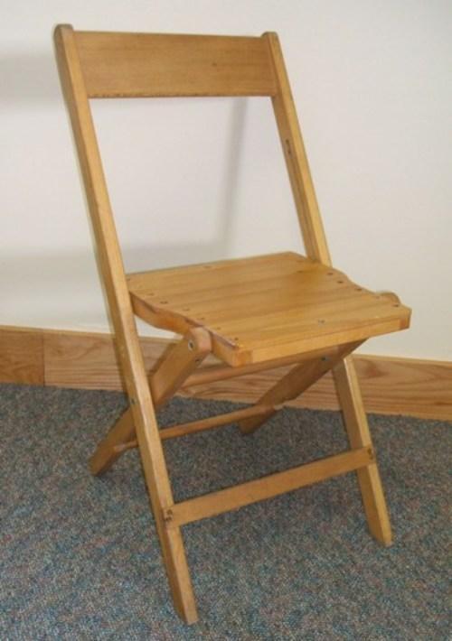 Деревянные стулья сделай сама