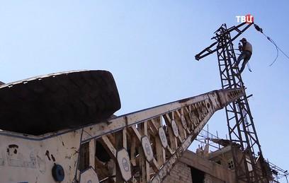 Как Сирия восстанавливает энергетическую инфраструктуру