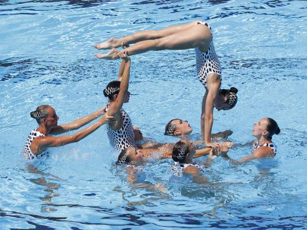 Синхронное плавание перестало существовать как вид спорта