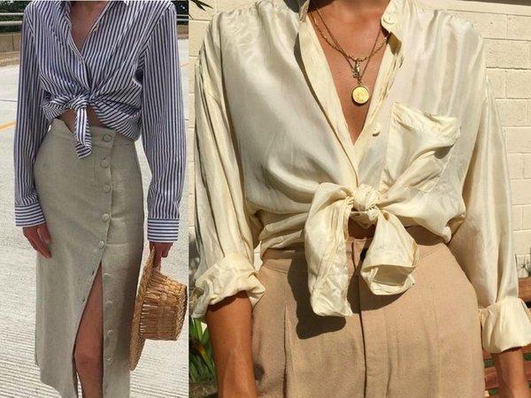 Простые советы, как носить вещи, чтобы выглядеть стильно. Носим вещи по-модному