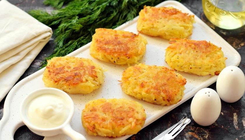 Картофельные драники по-американски: вкуснее, чем оригинал
