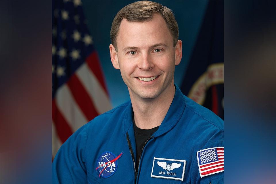 Астронавт Ник Хейг назвал «С…