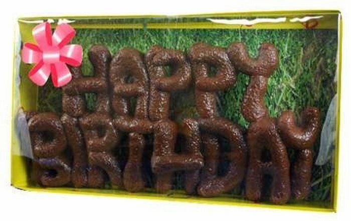 Торт-какашка фото