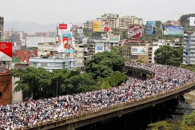 Китай планирует и дальше помогать Венесуэле