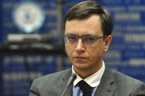 Глава Мининфраструктуры Укра…