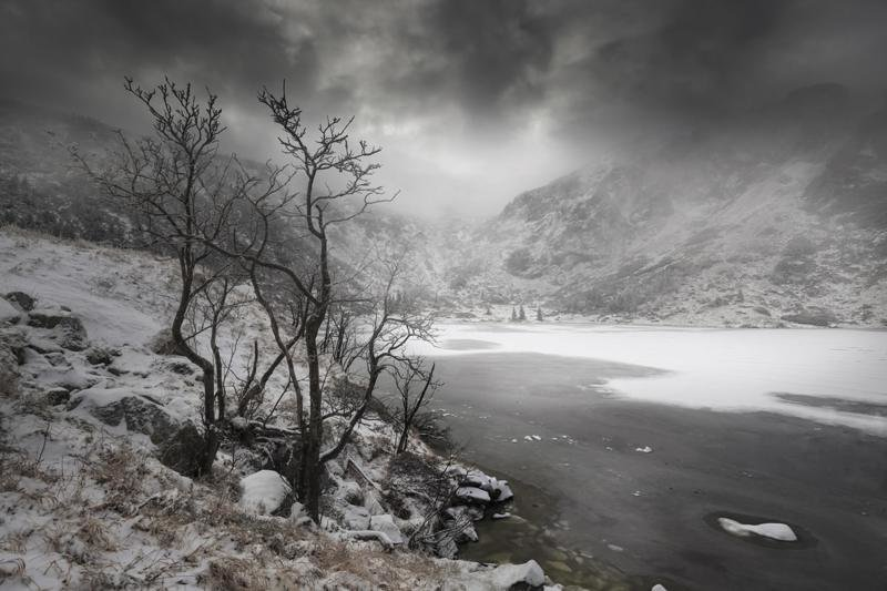 Невероятная красота зимней Польши Польша, зимние виды, красота, пейзажи, творчество, фото, фотограф, фотографии