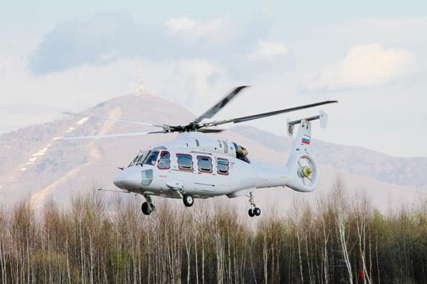 Ка-62 получит международный сертификат в 2020 году