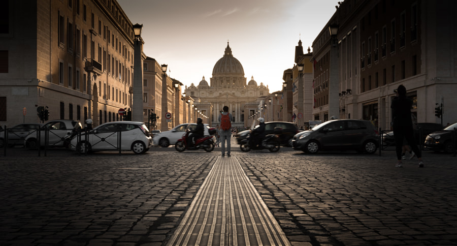 """ Rome "" by Steven Blin on 500px.com"