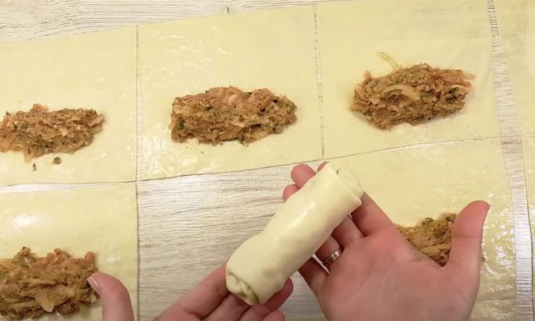 Мука, вода, фарш! Как приготовить сытный обед из простых продуктов